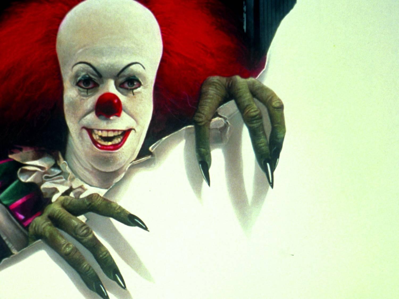 Фильм ужасов с клоуном убийцей 2018