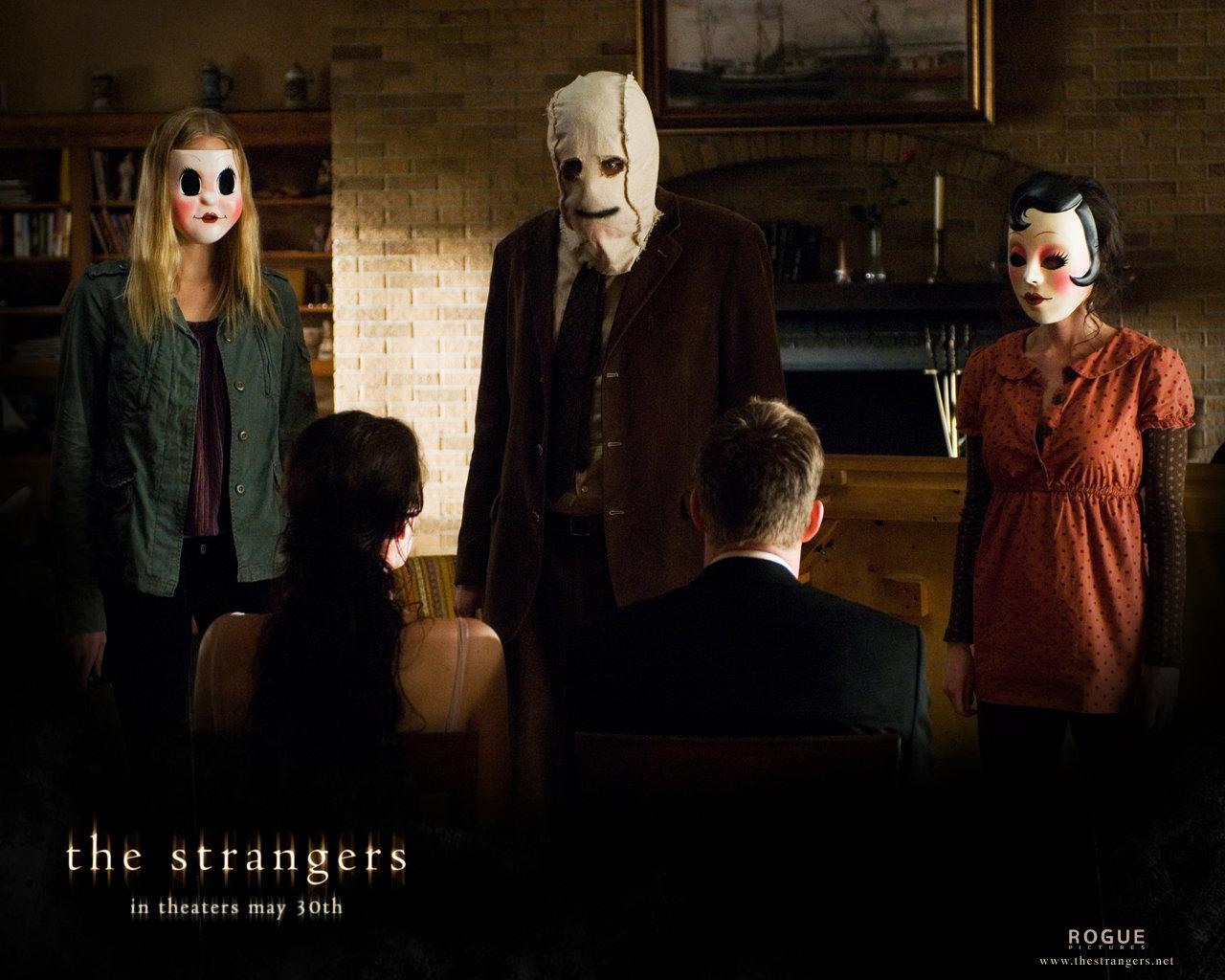Смотреть незнакомка ужасы онлайн