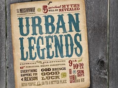 Американские городские легенды