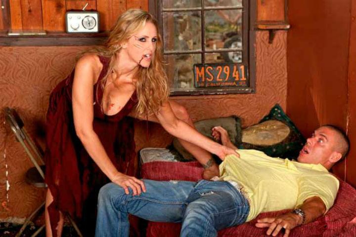 Пародии ужастики порно для взрослых