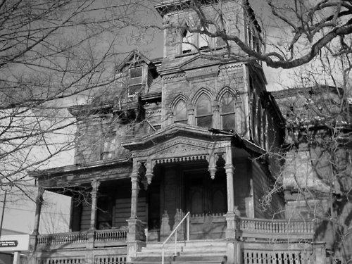 Фото самый страшный в мире дом