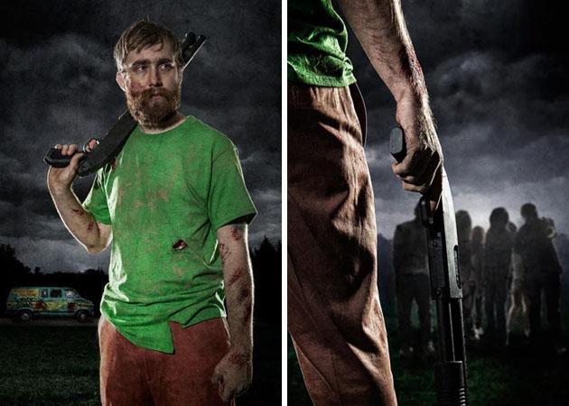 Фильм скуби ду против зомби губка боб игра с кубиком и фишками